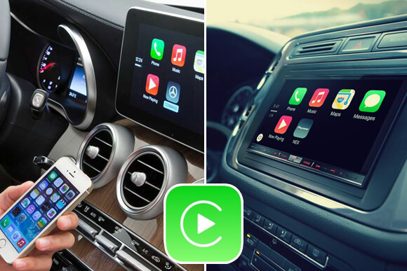Apple's CarPlay – Not Quite the iCar