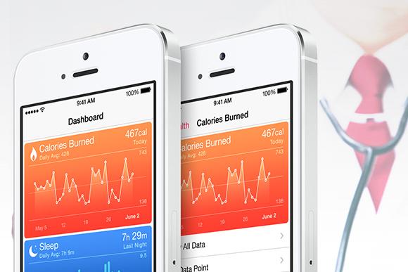 Apple iOS 8 Health App - HealthKit