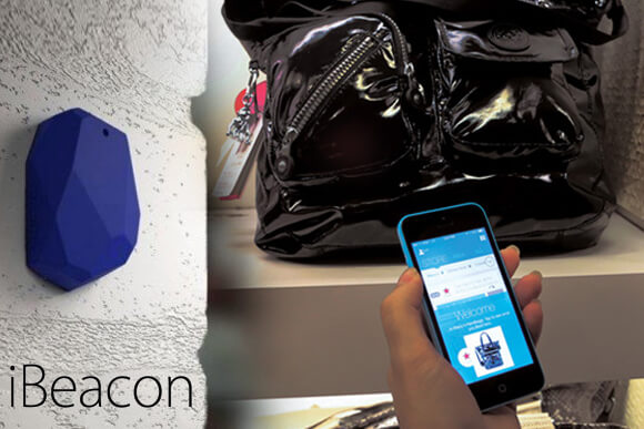 iBeacons features for Retailers