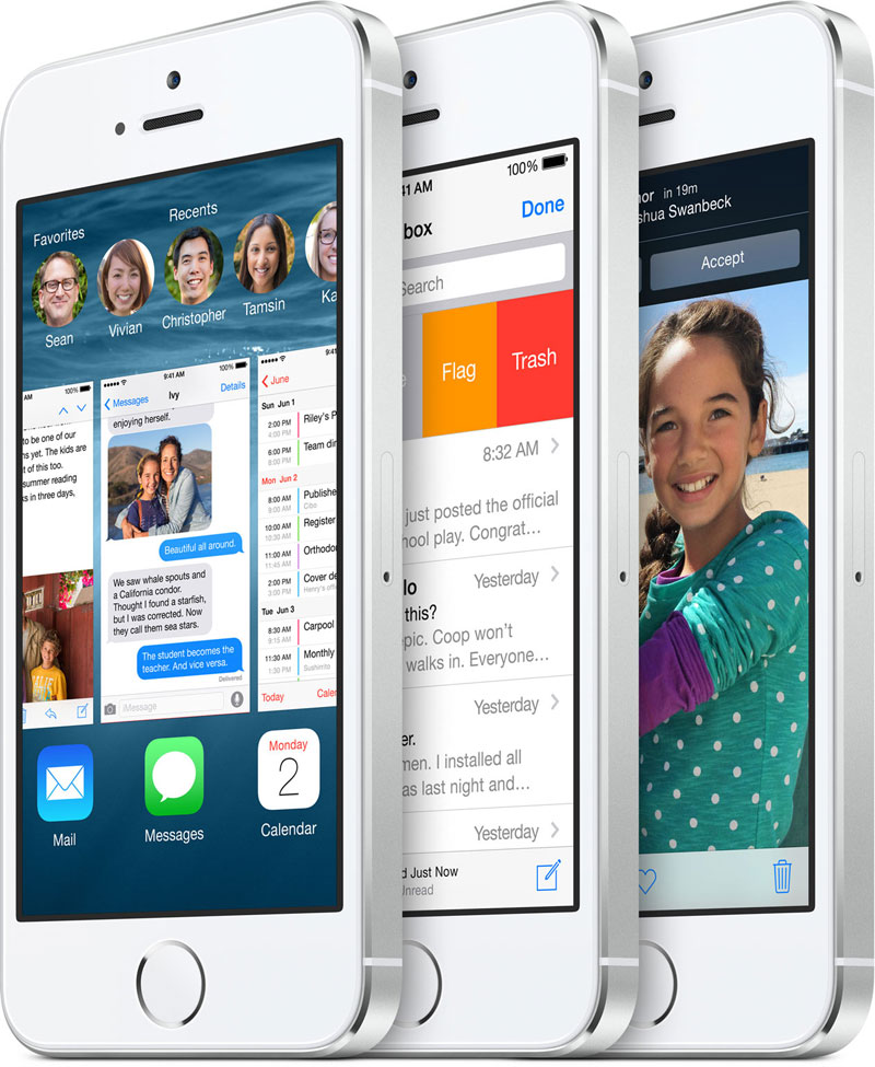 What's Coming in iOS 8