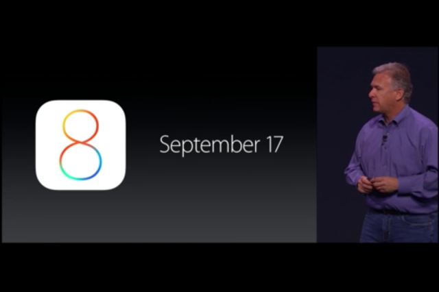 ios8 release date