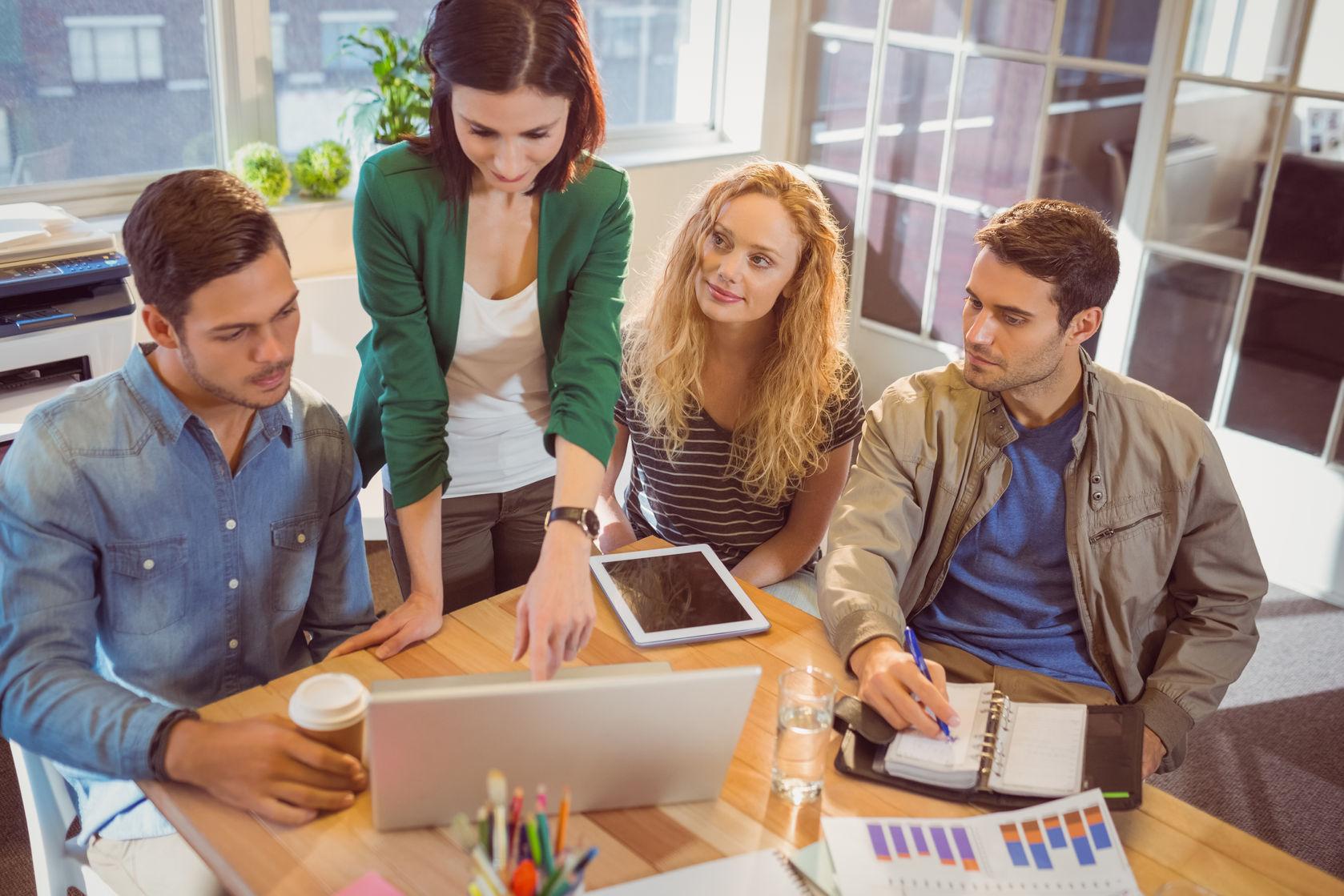 empower sales team