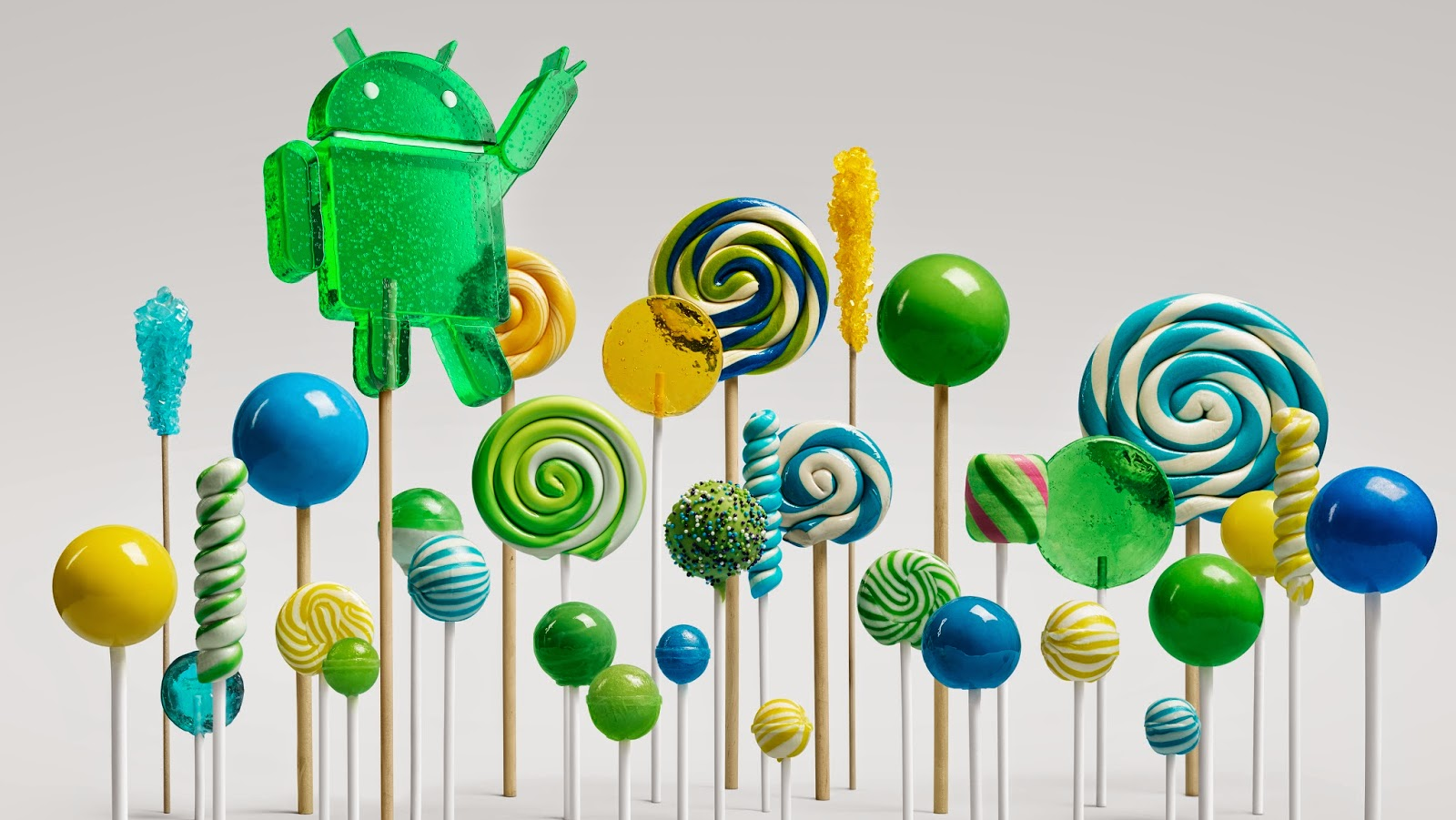 Android Lollipop - Google's Sweetest Release to Date