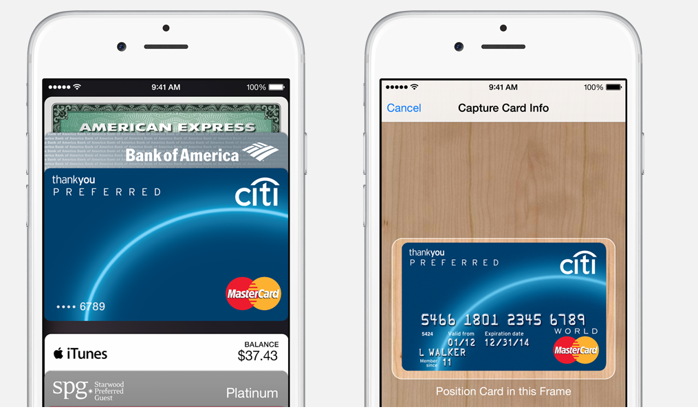 Apple Pay for online payments