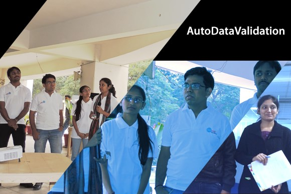 An auto-data validation tool to help in better inventory management