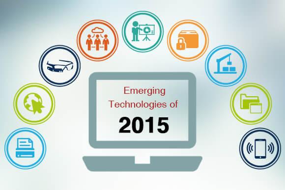 Top 5 Emerging Technologies in 2015