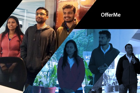 OfferMe for offering User Interest Offers - Softweb Hackathon 2014