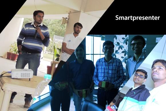 Smart Presenter for Smarter Corporate Presentation