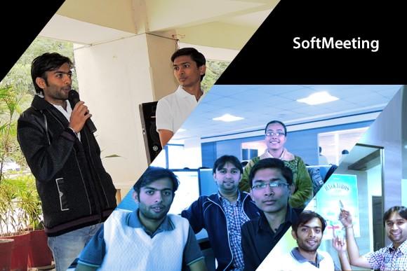 SoftMeeting - Enhanced GoToMeeting App using Android