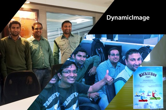 Dynamic Image Mapping Tool at Softweb Hackathon 2014