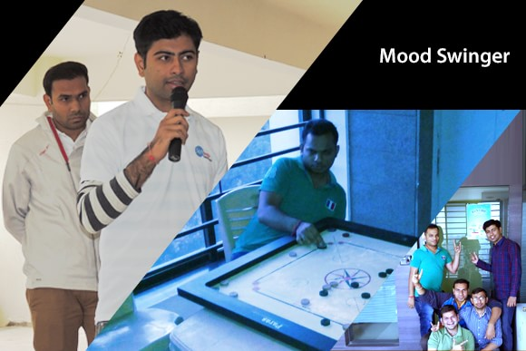 Mood Swinger - Softweb Hackathon 2014