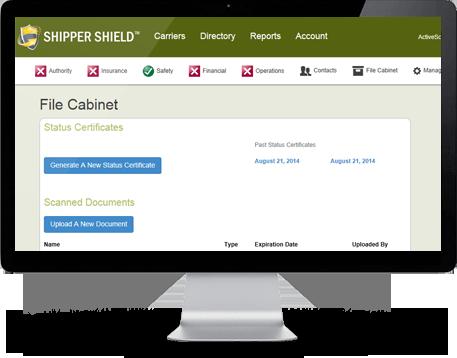 Shipper Shield