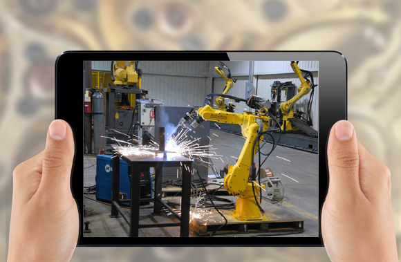 The Future of Manufacturing Industry: Automation & Mobility