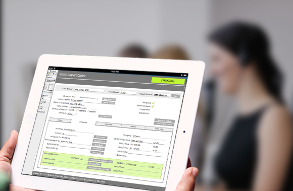 Tech Support Ticketing System - Making Customer Care Easy for Manufacturing Companies