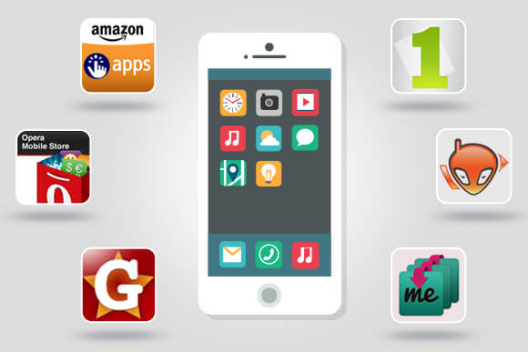 Some essential App Stores you might not know about