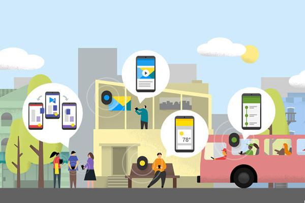 Google's Eddystone set to take on iBeacon