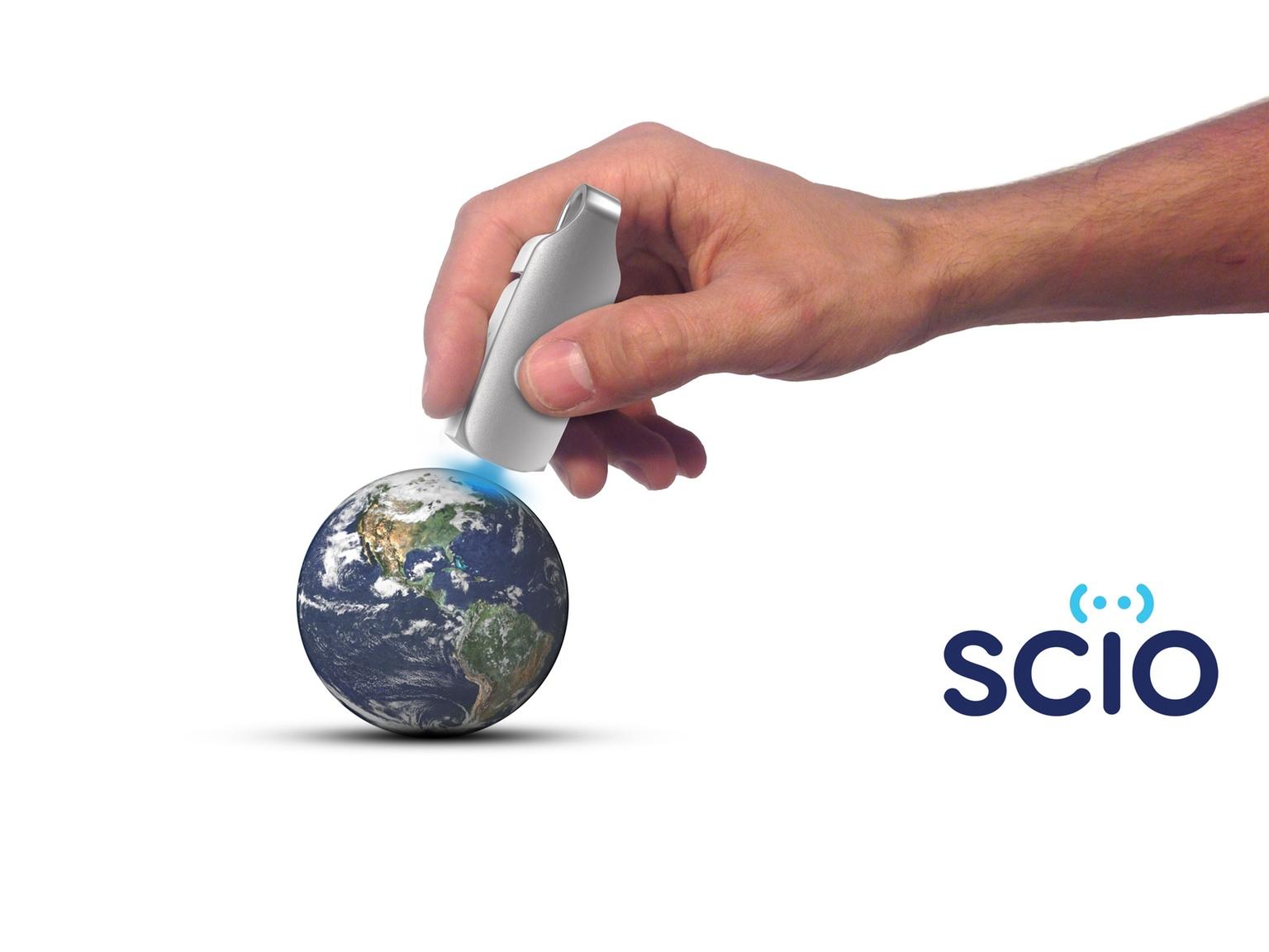 Pocket Molecular Sensor