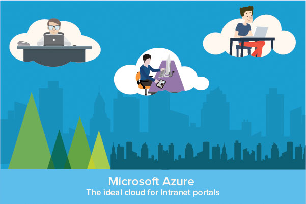 7 reasons Microsoft Azure is the ideal cloud for Intranet portals