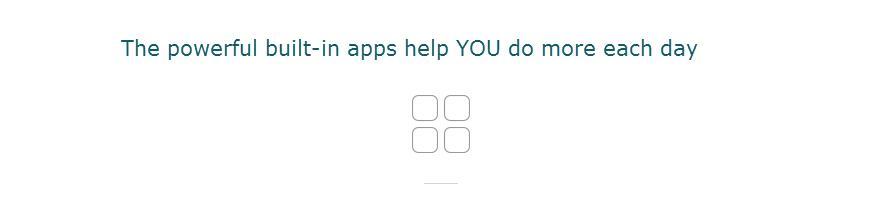 Built-in App