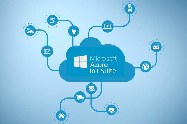 Azure IoT Suite powered by Microsoft's cloud platform hits the market