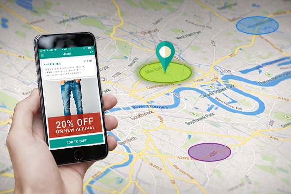 Geo-fencing to take Retail Customer Experience to the next level
