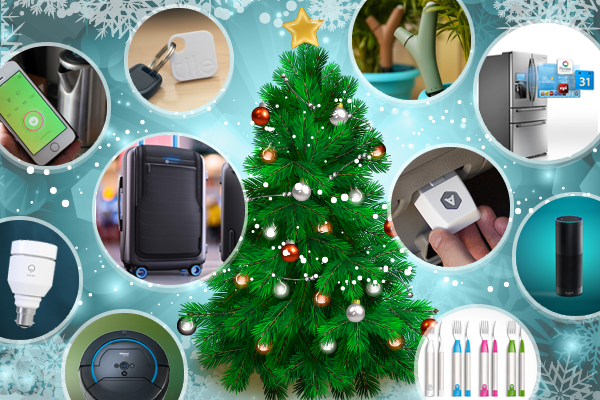 Top 10 IoT based gift ideas for this Christmas