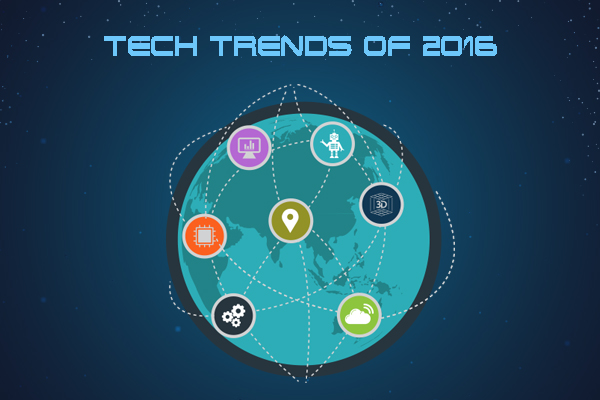 Tech trends of 2016 – A gaze into the crystal ball