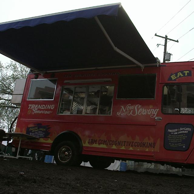 IBM Food Truck