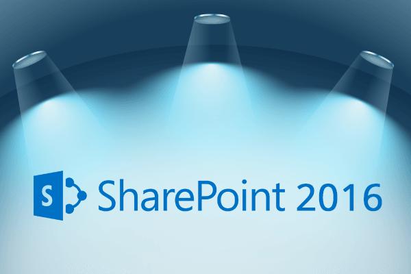 SharePoint 2016 beta
