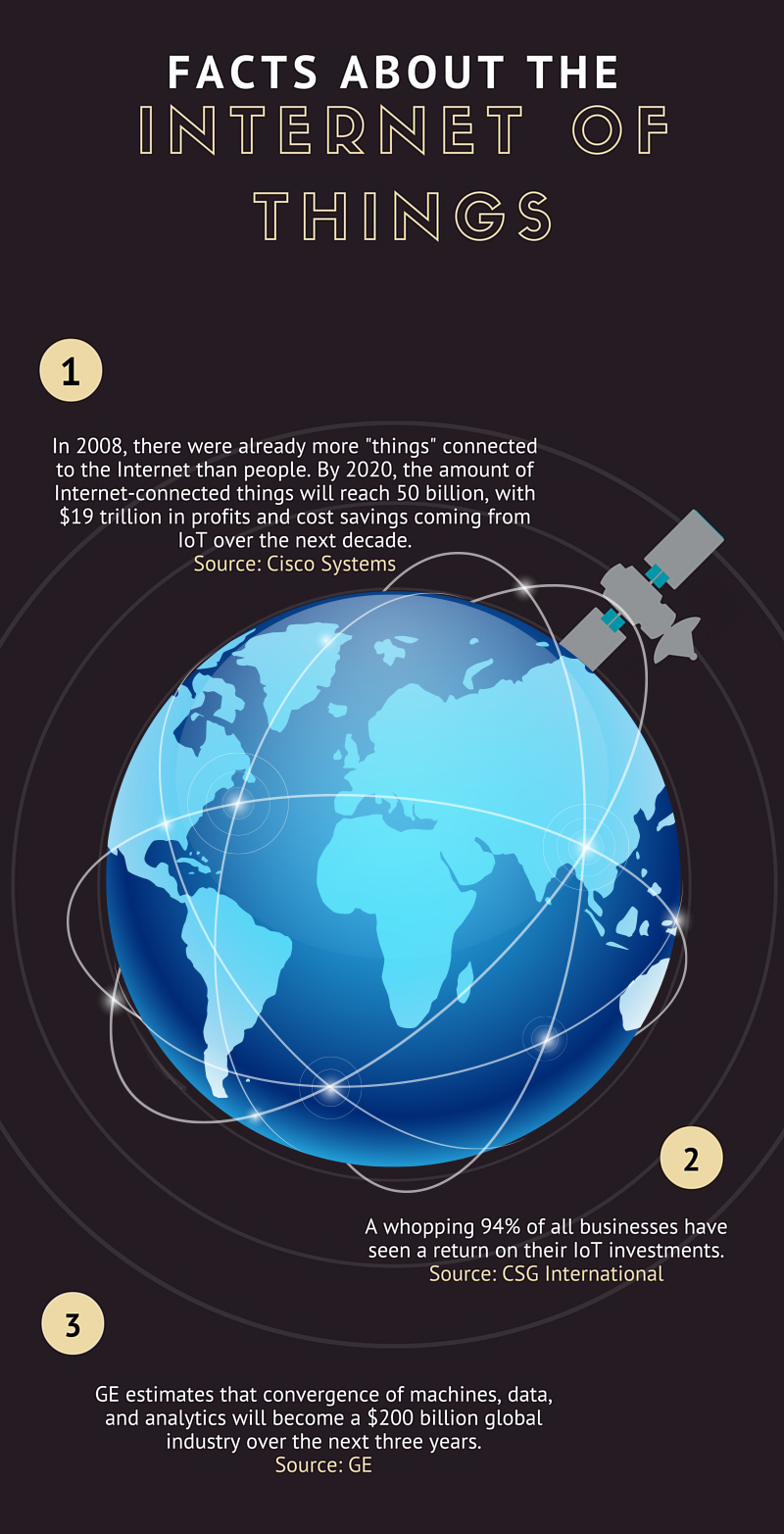Internet of Things Facts