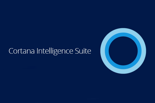 Cortana Intelligence Suite now features Cognitive Services and Bot Framework
