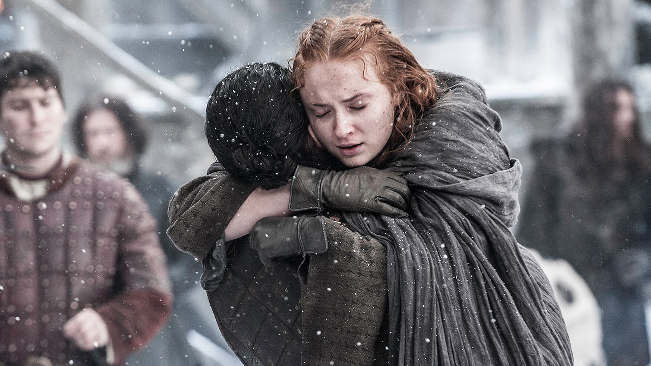 Game of Thrones season 6, episode 4 - Twitter users united in joy over the big reunion