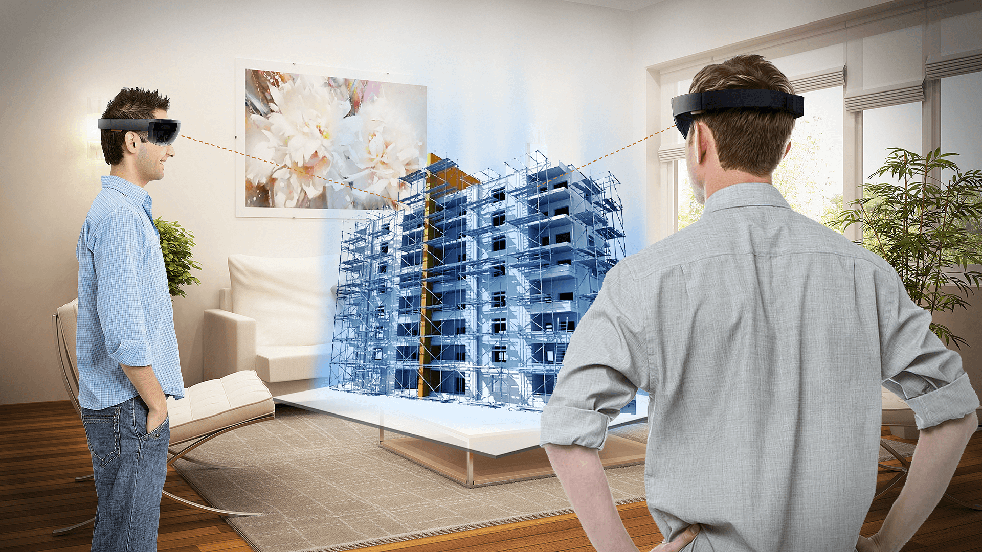 How holographic computing can transform the construction and architecture industries