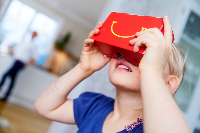 McDonalds VR
