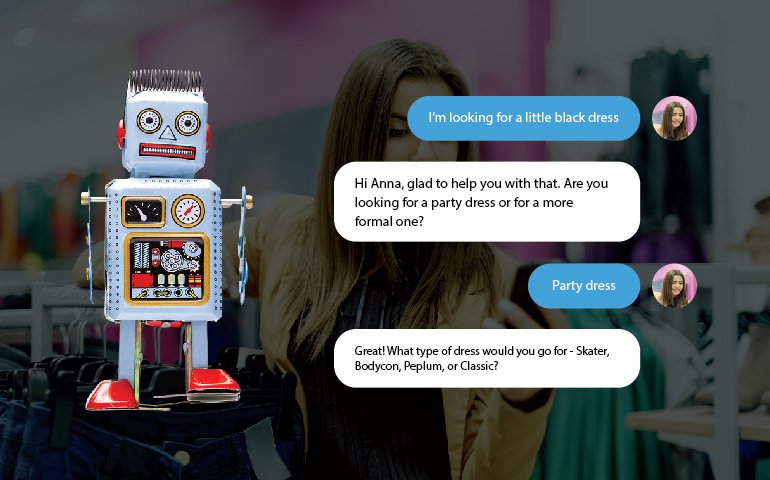 Chatbots for eCommerce Industry | Customer Service Chatbot - Putting Customers First