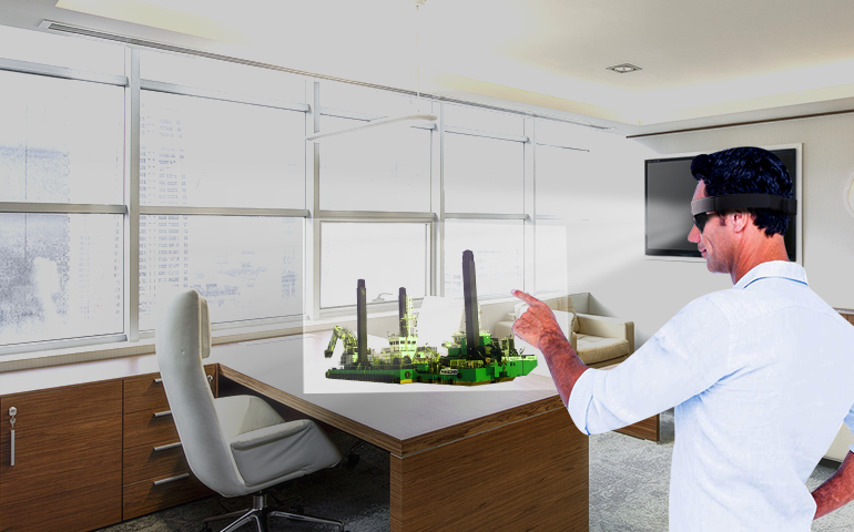 HoloLens App Will Revolutionize Oil and Natural Gas Industry