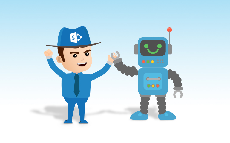 How to integrate bots with SharePoint 2016