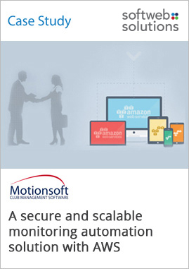 AWS USAGE MONITORING SOLUTION FOR MOTIONSOFT