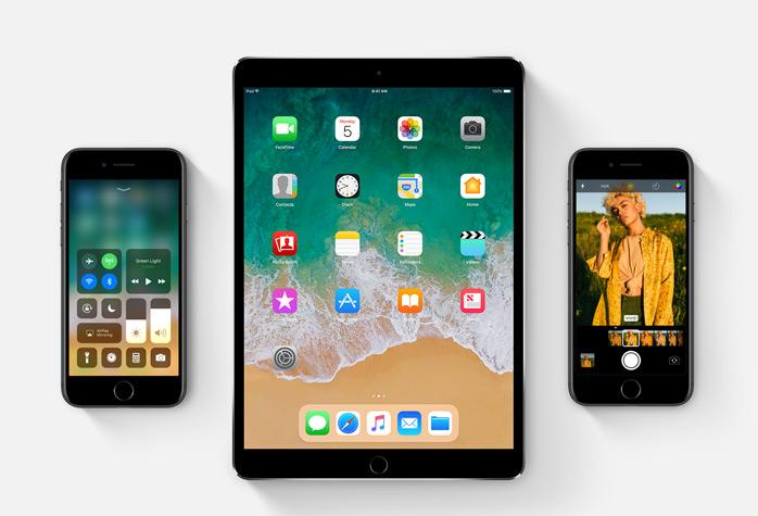 iOS 11 Original