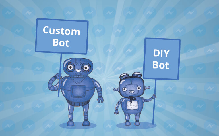 Why Enterprises must choose Custom Chatbot Development over DIY Chatbot |Chatbot Development Company