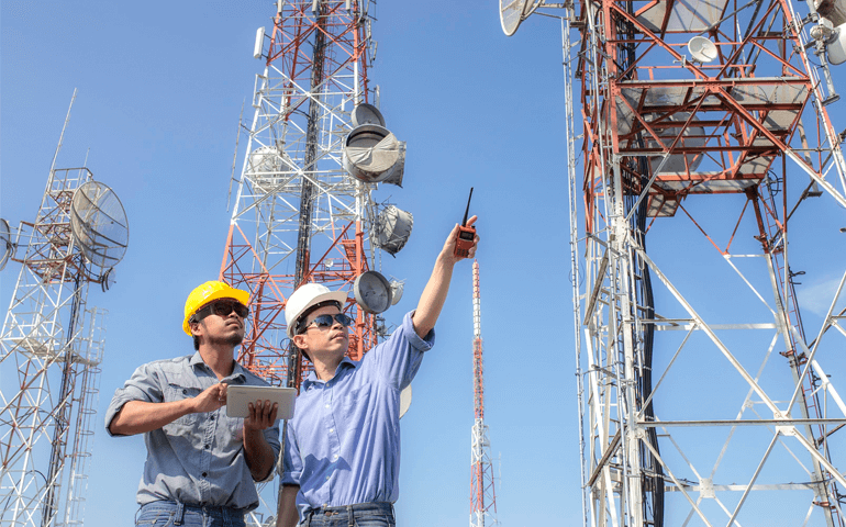 AR Field Service App for Telecom Industry | Remote Augmented Reality App