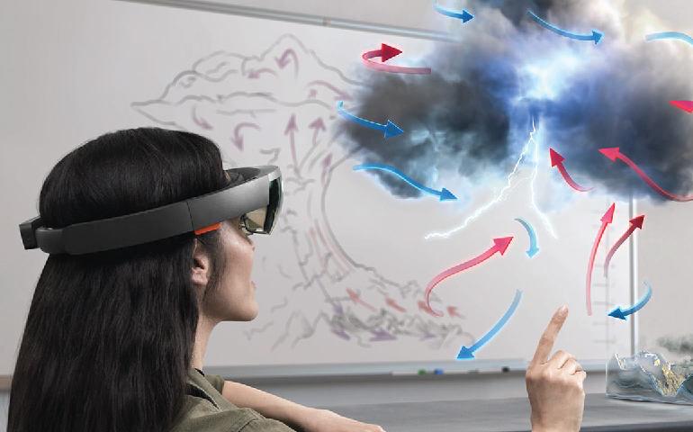 Hololens app for education industry | Hololens education apps