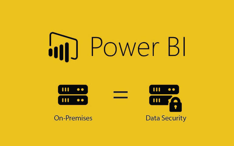 Manage your on Premise Data with Security using Power Bi Premium EM