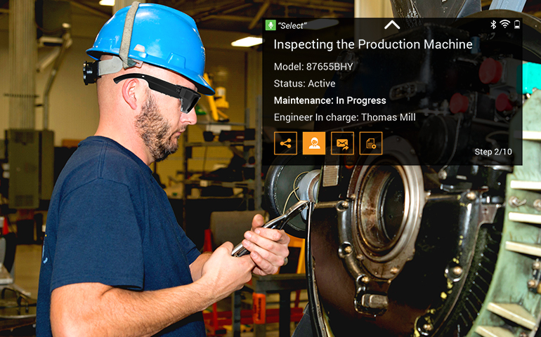 Why Heavy Industries are Adopting AR Based Field Service Solution at a High Rate