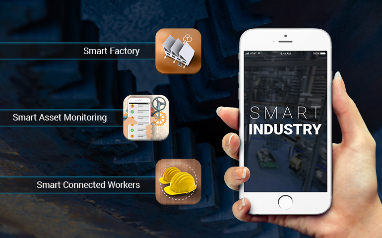 Industrial IoT Solutions that can be transform your Industry into Smart Industry