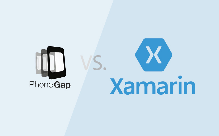 PhoneGap vs. Xamarin: Which App Development Platform is best for you