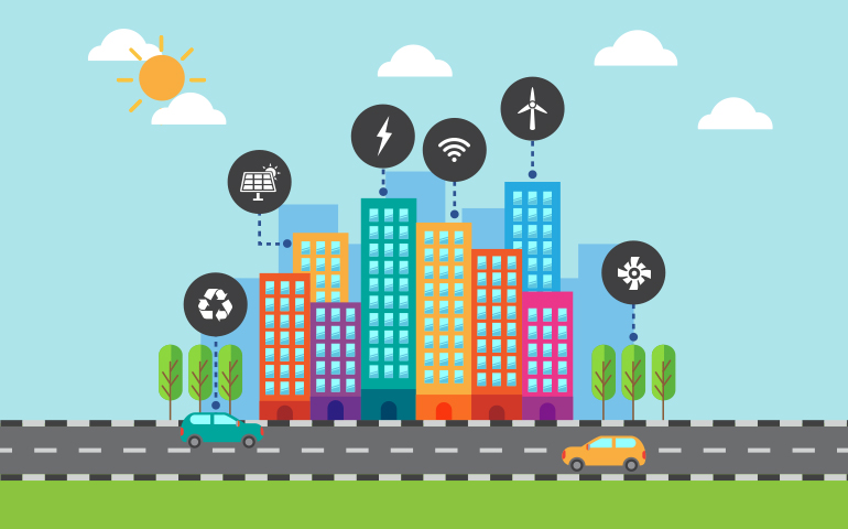 How IoT-enabled Intelligent Buildings cut down energy costs