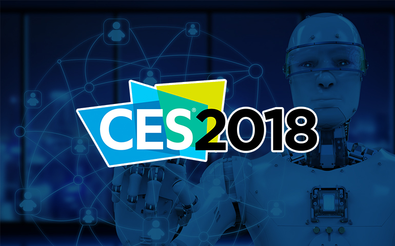 CES 2018 highlights – new innovations in AI