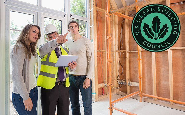 How LEED Certification helps businesses to build green buildings