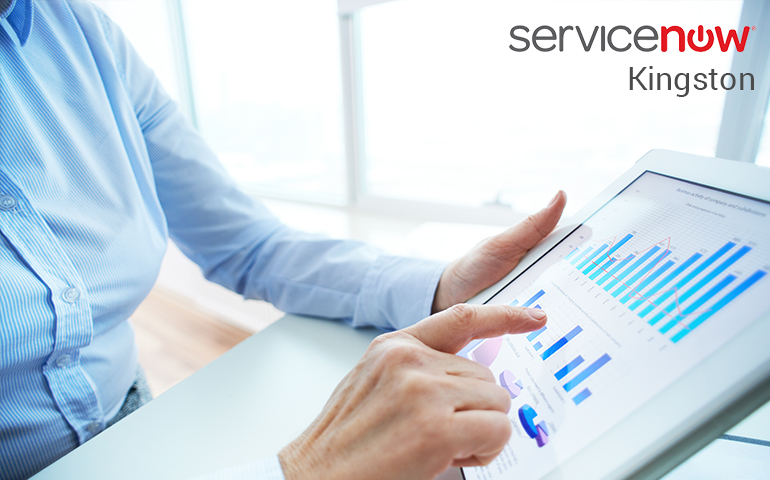 5 features of Kingston that enterprises can leverage using ServiceNow